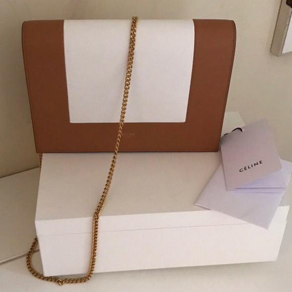 Celine Handbags - Auth Celine frame WOC c38a1cf73b692